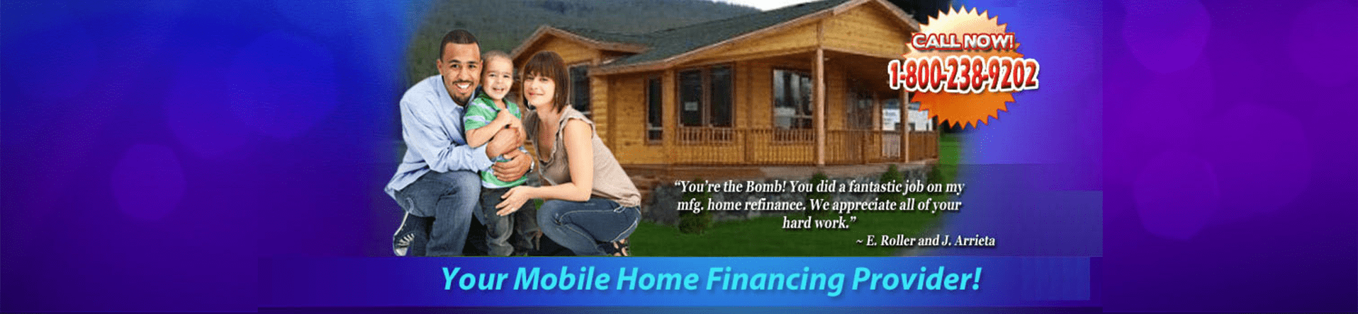 Mobile Home Loan Application