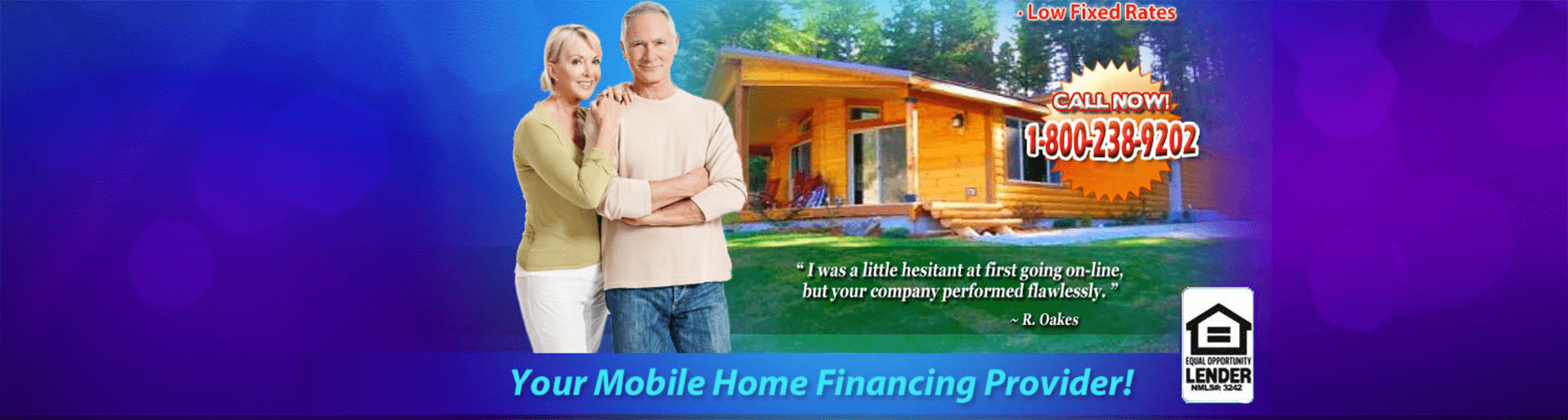 Mobile Home Loan Calculator